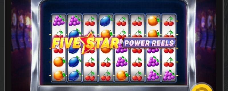 Five Star Power Reels från Red tiger Gaming