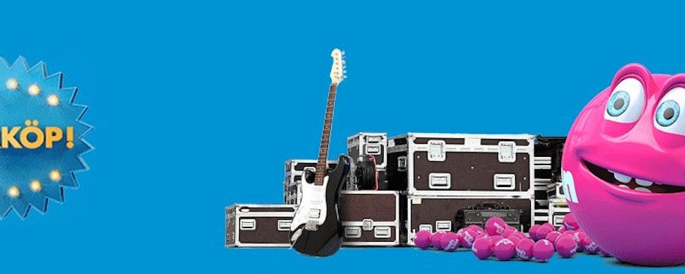 Förköp konsertbiljetter hos Live Nation via Vera&John