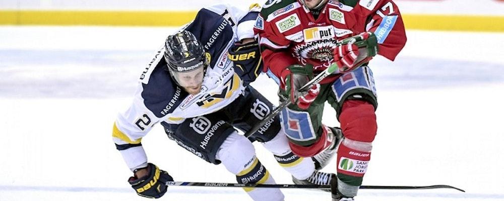 Frölunda och HV71 möts ikväll kl. 19.00