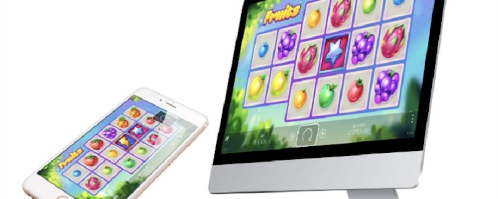 Fruits - en spelnyhet från NoLimit City