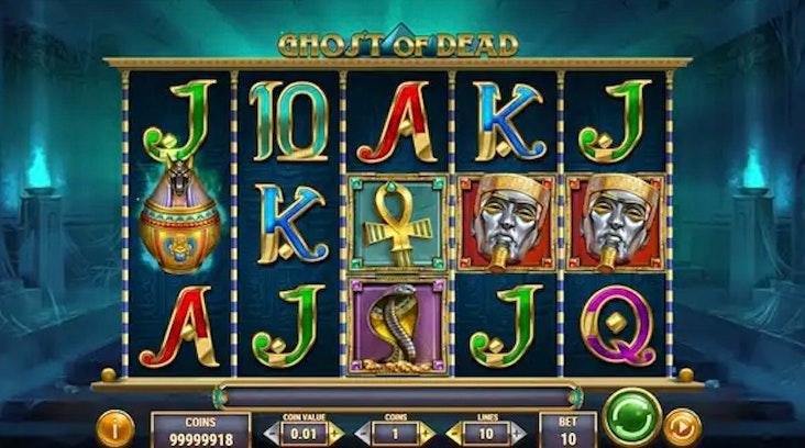 Ghost of Dead från Play'n GO