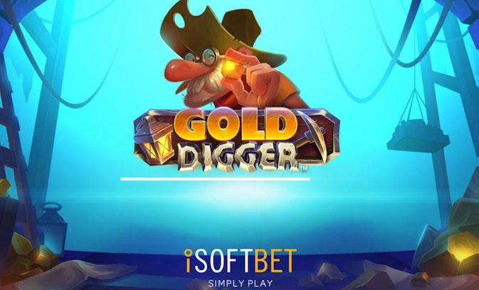 Gold Digger från iSoftBet
