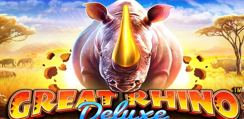 Great Rhino Deluxe från Pragmatic Play