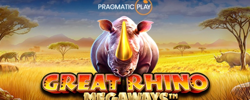 Great Rhino Megaways från Pragmatic Play