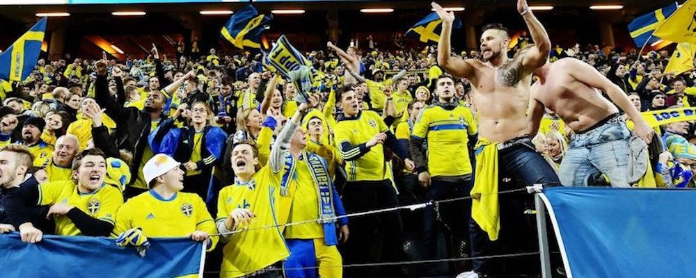 Grupp F: Kan Sverige skrälla igen?