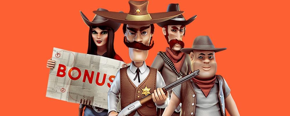 Vi har testat det nya westerncasinot GunsBet & gillar det