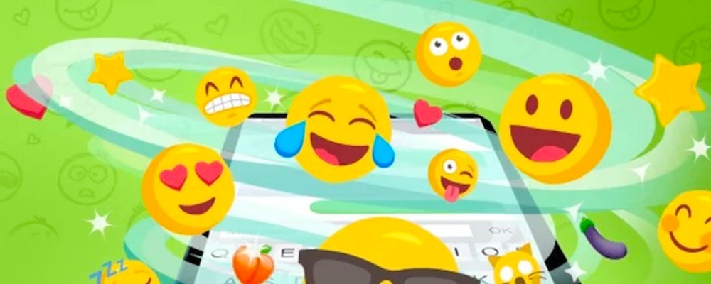 Smiley-tema & tävling med iPhone 8 i potten hos modigt casino