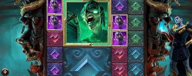 Hades Gigablox från Yggdrasil
