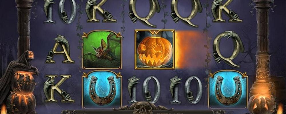 Skrämmande vinster i nya Halloween-slots
