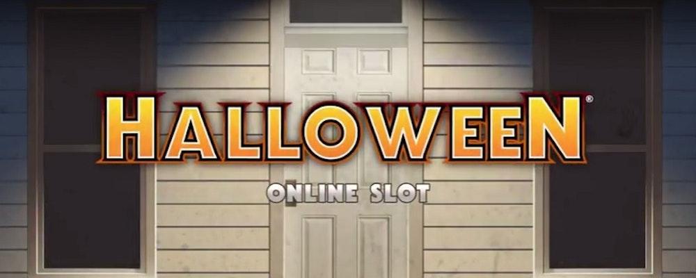 Halloween släpps som slot den 4 oktober från MicroGaming