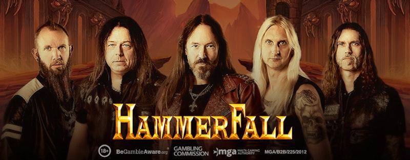 Hammerfall från Play n GO