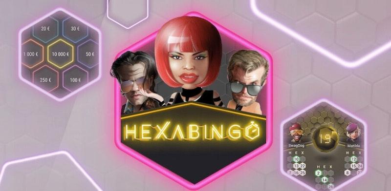 Prova ny bingovariant med bara tre spelare