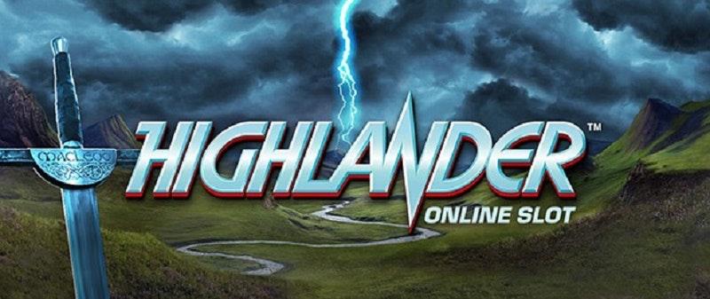 Highlander Slot: En av de största kultfilmerna blir casinospel