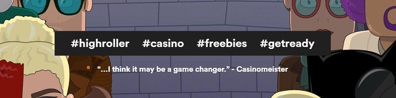 Nästa generation av casino hos Highroller