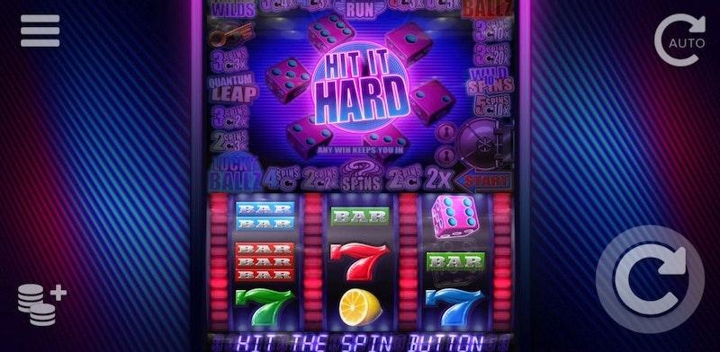 Hit It Hard från Elk Studios