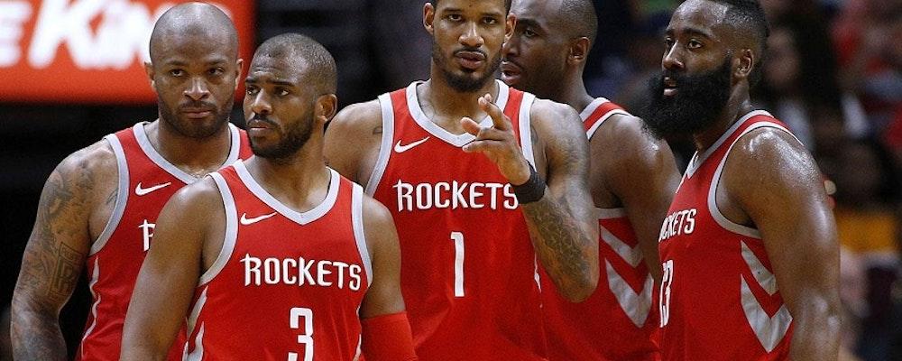 Rockets föll som en sten