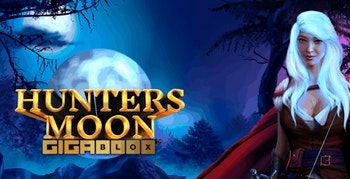 Hunters Moon Gigablox från Yggdrasil