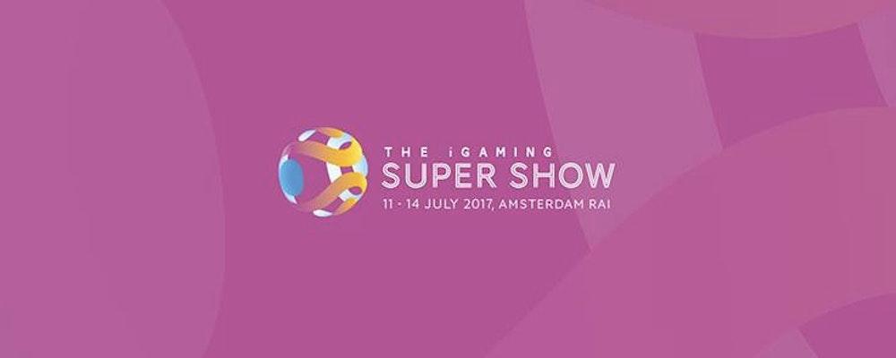 Vi är på plats på iGaming Supershow i Amsterdam AAC 2017