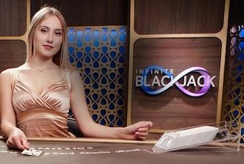 Nya Infinite Blackjack från Evolution Gaming är här