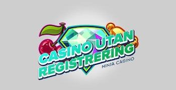 Ingen registrering - Senaste trenden inom casino