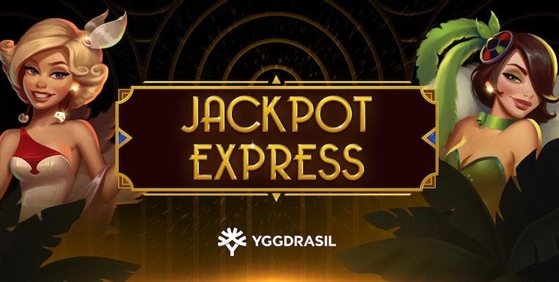 Jackpot Express från Yggdrasil