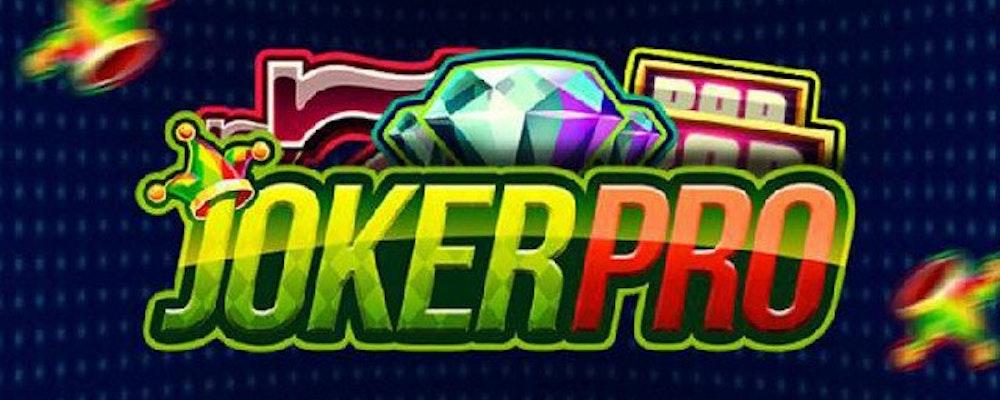 NetEnt släpper nytt - Joker Pro lanseras brett