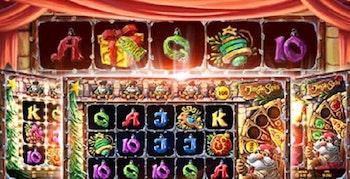 Skippa julstressen och luta dig tillbaka med casinots juliga spel