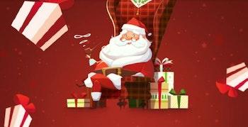 Jultomten kommer till iGame