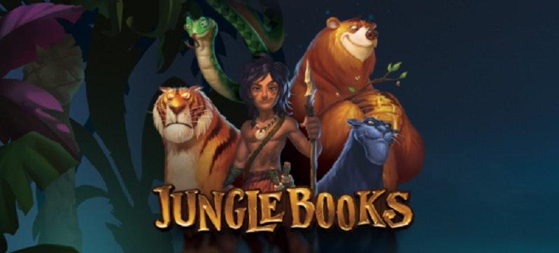 Smyglansering för Jungle Books slot hos 3 casinon idag