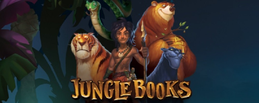 Smyglansering för Jungle Books slot hos 3 casinon idag