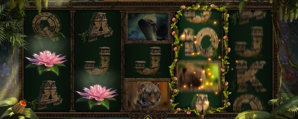 NetEnt släpper ny slot: Jungle Spirit - Call of the Wild
