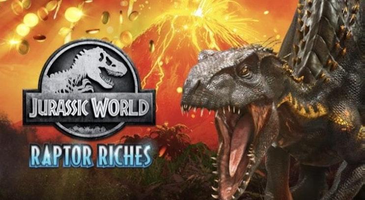 Jurassic World Raptor Riches från Microgaming