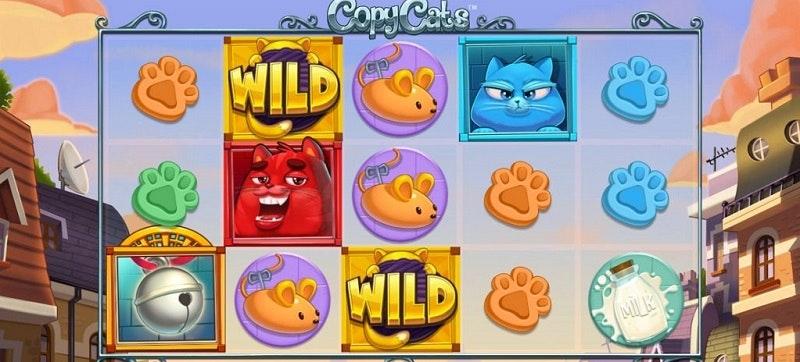 Lista: Bästa spelautomaterna med katter