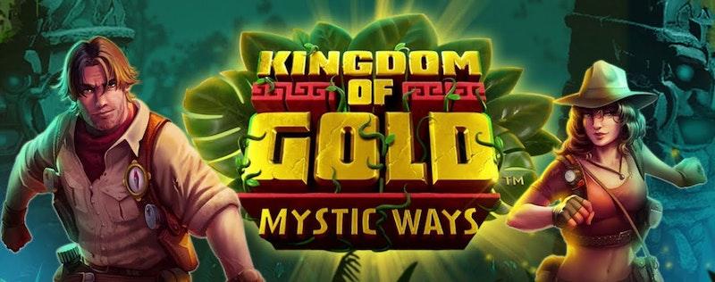 Kingdom of Gold: Mystic Ways från High 5 Games