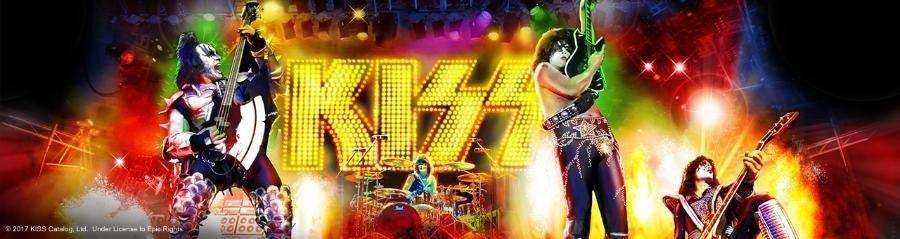 Vinn VIP-biljetter för att se KISS Live i Stockholm hos Unibet