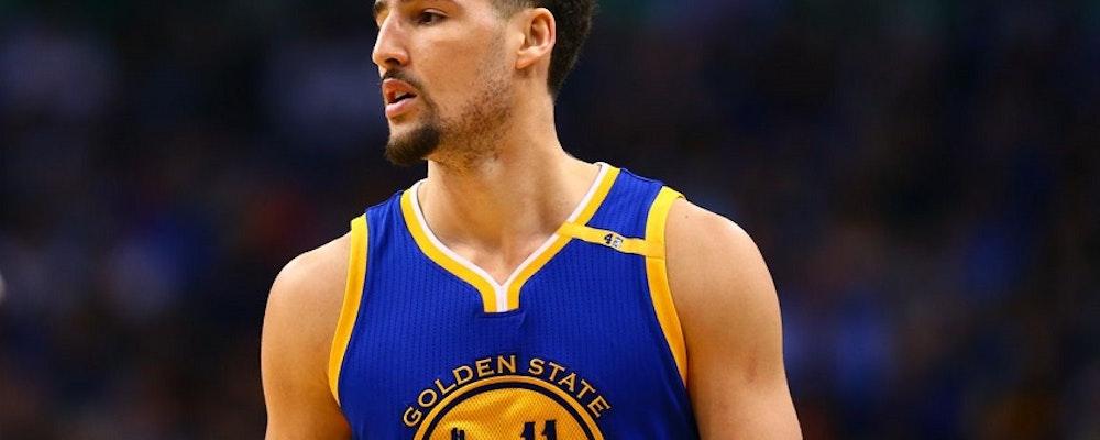 Thompson i förhandlingar med Warriors