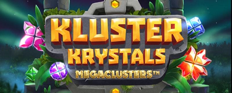 Kluster Krystals Megaclusters från Relax Gaming