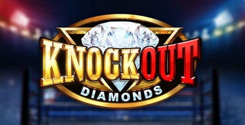 Knockout Diamonds från ELK Studios - nytt exklusivt spel