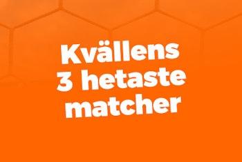 Kvällens tre hetaste matcher i Champions League