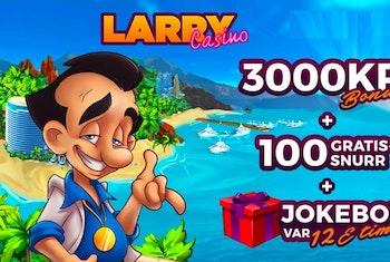 Leisure Suit Larry är tillbaka - i form av ett Nytt Casino 2017!