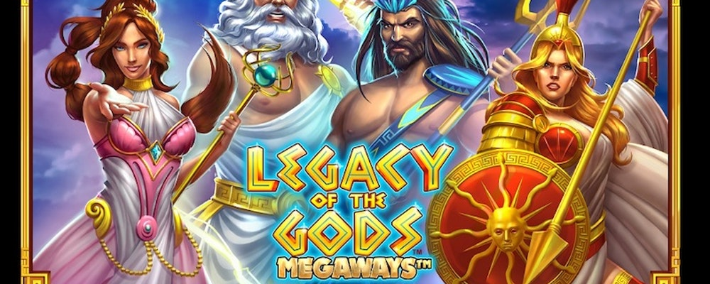 Legacy of the Gods Megaways från Blueprint Gaming