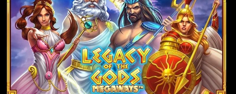 Legacy of the Gods Megaways från Blueprint Gaming