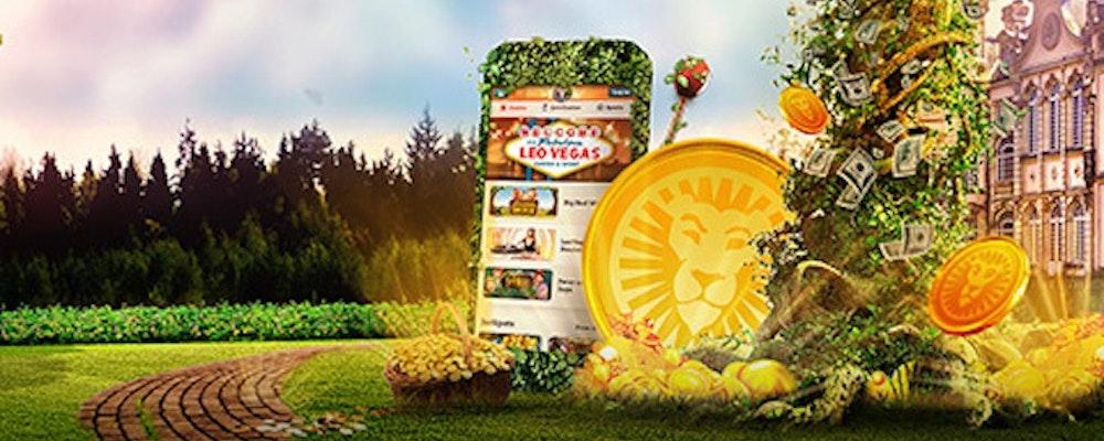 Dags för nya tävlingar med miljonvinster hos LeoVegas