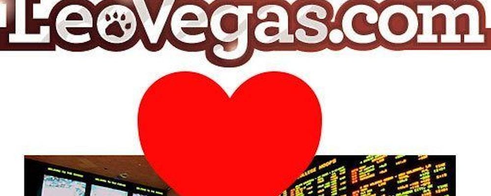 Leo Vegas Sportbook kommer i år!