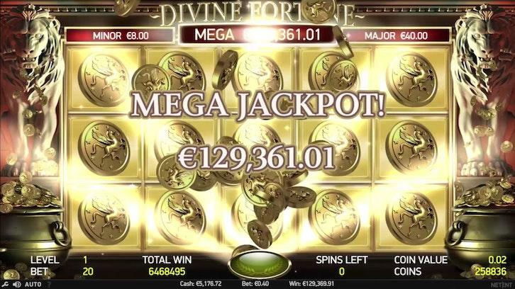 Casinospelare drog hem 1,6 miljoner