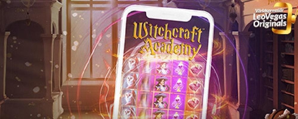 Witchcraft Academy är igång