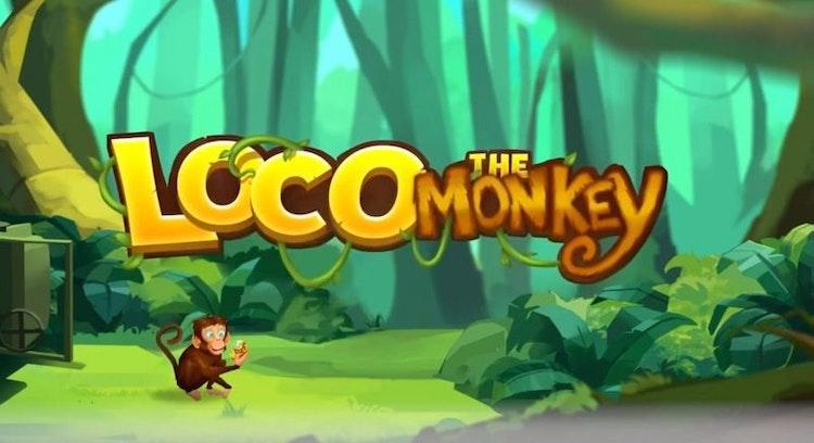 Loco the Monkey från Quickspin