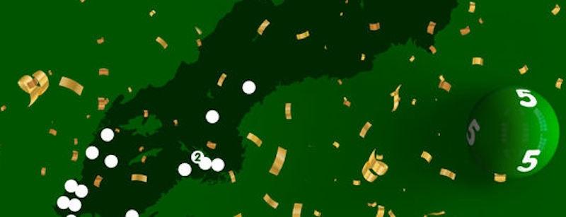 Miljonregnet på Lotto gav flera vinnare