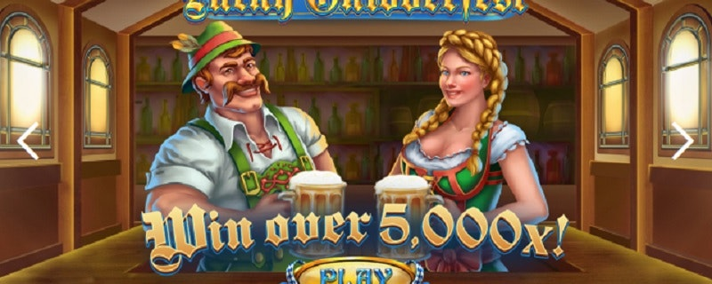 Lucky Oktoberfest från Red Tiger Gaming