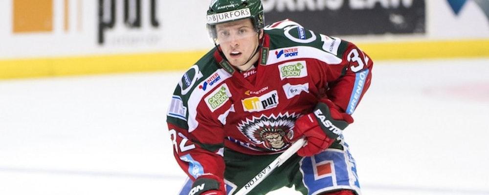 Bengtsson återvänder till Frölunda